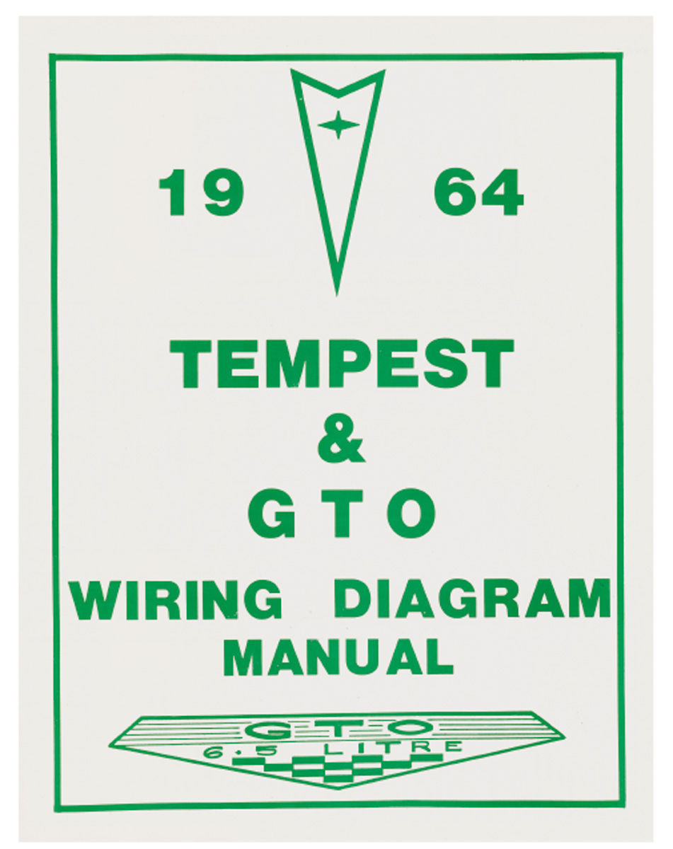 hight resolution of wiring diagram manuals fits 1964 gto opgi com 64 gto wiring diagram