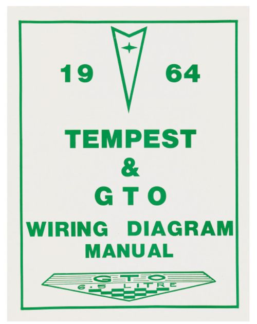 small resolution of wiring diagram manuals fits 1964 gto opgi com 64 gto wiring diagram