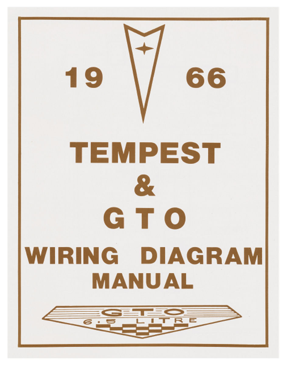hight resolution of wiring diagram manuals fits 1966 gto opgi com 1966 pontiac gto wiring diagram 1966 gto wiring diagram