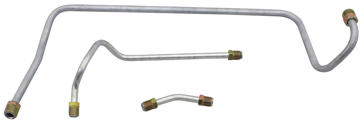 Fine Lines 1970 Chevelle Fuel Pump-To-Carburetor Line Set