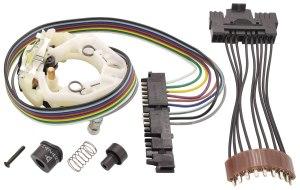 M&H 196768 Chevelle Turn Signal & Hazard Light Switch