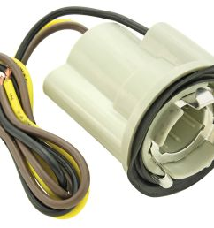 home tail light socket and wire replacement wiring diagram for you chevelle light socket park [ 1200 x 921 Pixel ]