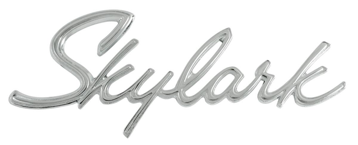 Quarter Panel Emblem, 1964-66 Skylark @ OPGI.com