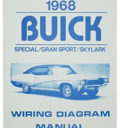 free buick wiring diagrams 1968 buick [ 913 x 1200 Pixel ]