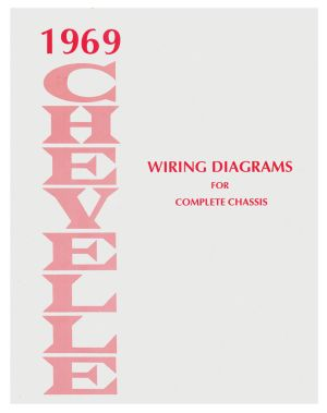 Chevelle Wiring Diagram Manuals Fits 1969 Chevelle @ OPGI