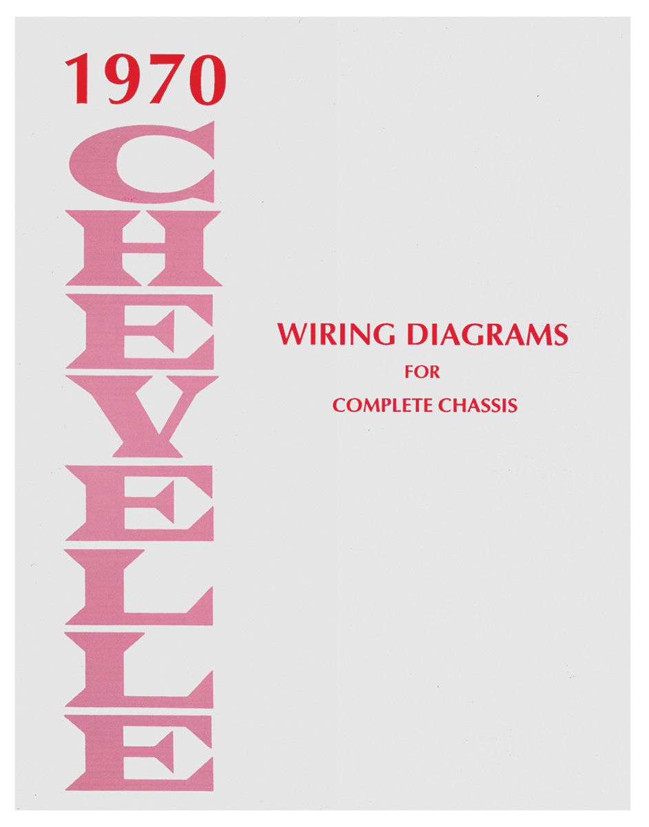 medium resolution of chevelle wiring diagram manuals