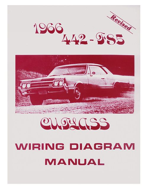 small resolution of 1968 oldsmobile cutl wiring diagram