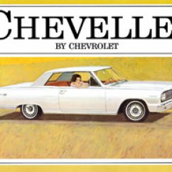 69 Chevelle Wiring Diagram 2001 Ford Escape Parts Chevrolet Opgi Com 1964 Brochure