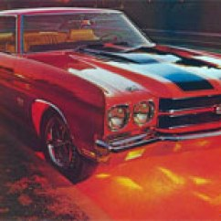 69 Chevelle Wiring Diagram Vw Bug Chevrolet Parts Opgi Com 1970 Ss Foldout Poster