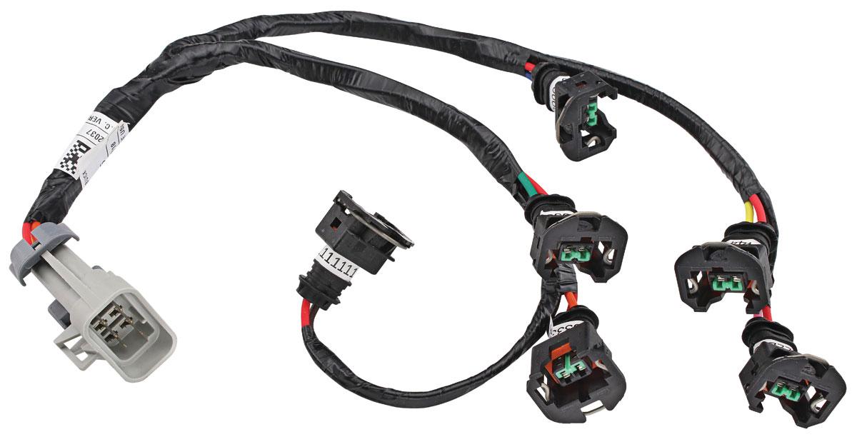 Wiring Harness, Fuel Injector, 1986-87 Regal, 14 Gauge