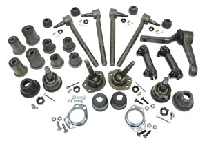Rebuild Kit, Front End, 1968-70 A-Body/1966-70 Olds, w