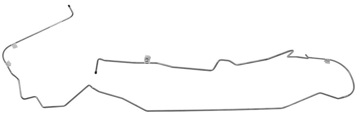 Fuel Line, Vapor Return, 1981-88 Monte Carlo, 5/16