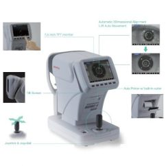 Nidek Chair And Stand Orthopedic Desk Auto / Ref Keratometer – Ophthalmic Malaysia