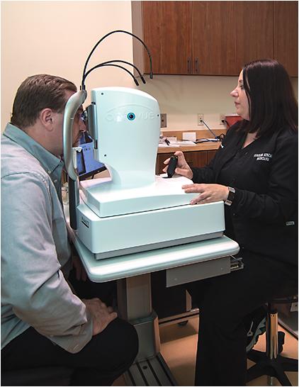 Ophthalmic Professional - 'Team Solomon'