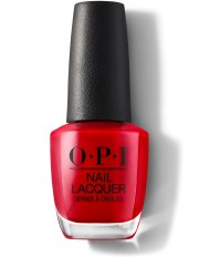 big apple red - nail lacquer