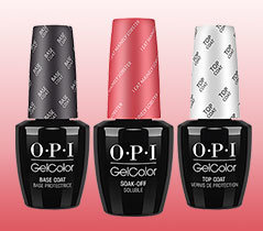Sephora By Opi Gelshine At Home Gel Color System Nail Tutorial