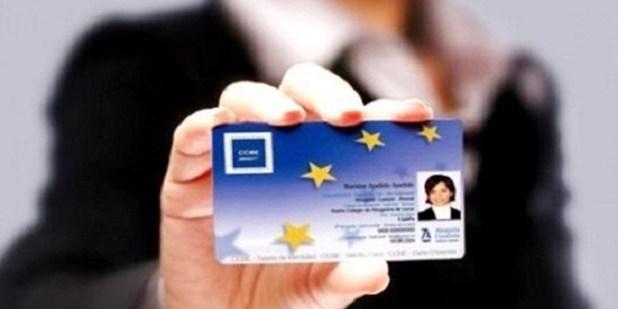 Si avvicina l'entrata in vigore della Tessera Professionale Europea