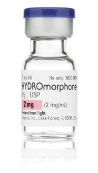 Hydromorphone Iv Preparations