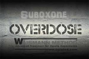 Suboxone Overdose Rapid Detox By Waismann Method