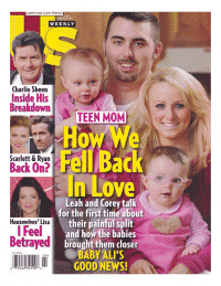 Us Weekly Charlie Sheen Cover