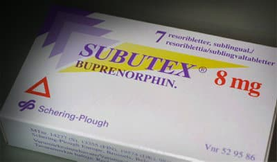 Subutex Buprenorphine Uses Withdrawal Timeline And Detox
