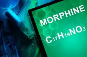 Waismann Method on Morphine