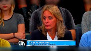 Clare Waismann on The Doctors
