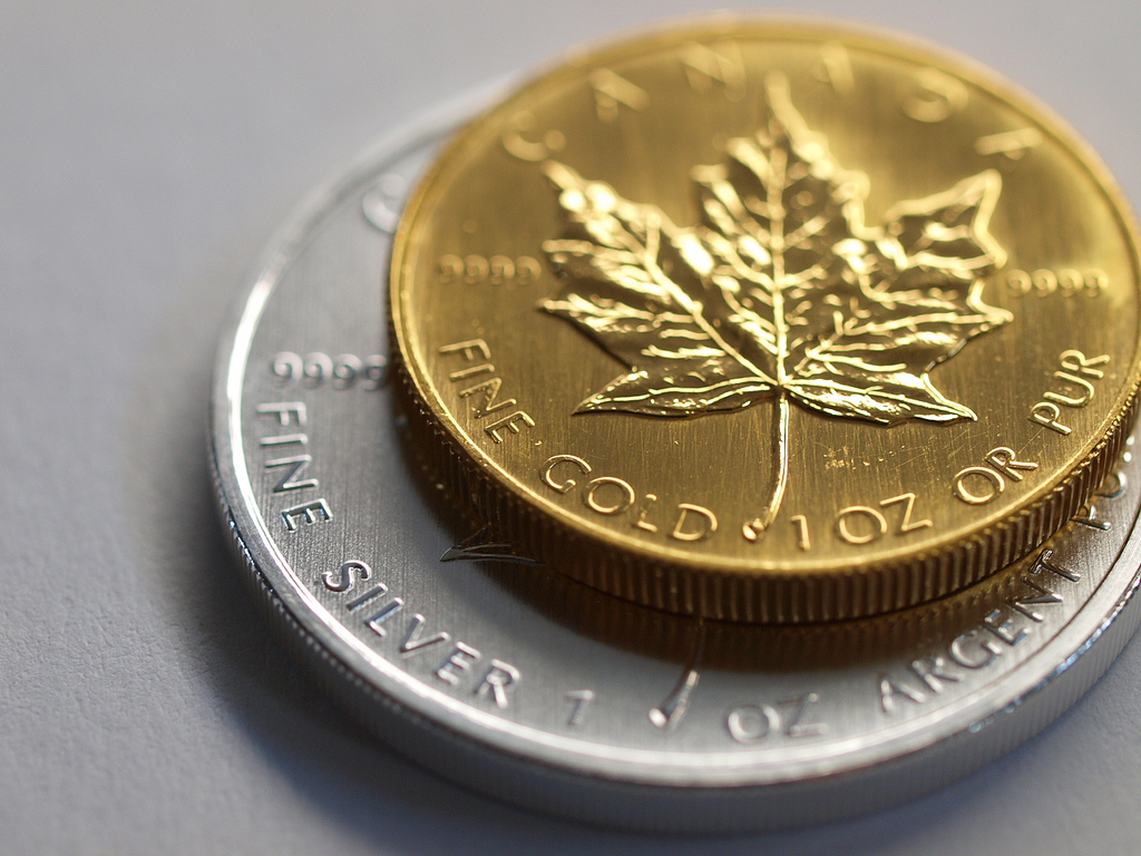 Zloty_srebrny_Maple_Leaf