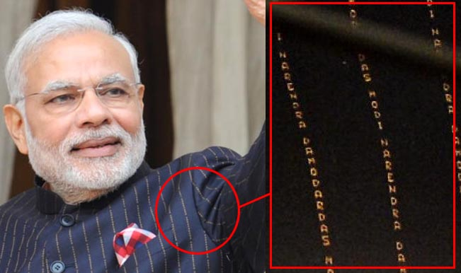 How media calculated the figure of Rs 10 lakh for Modi suit without caring for facts