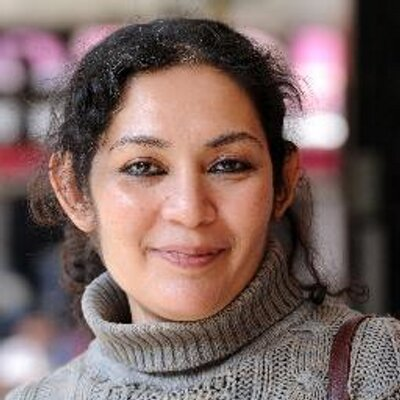 The dishonesty of 'journalist'  Saba Naqvi