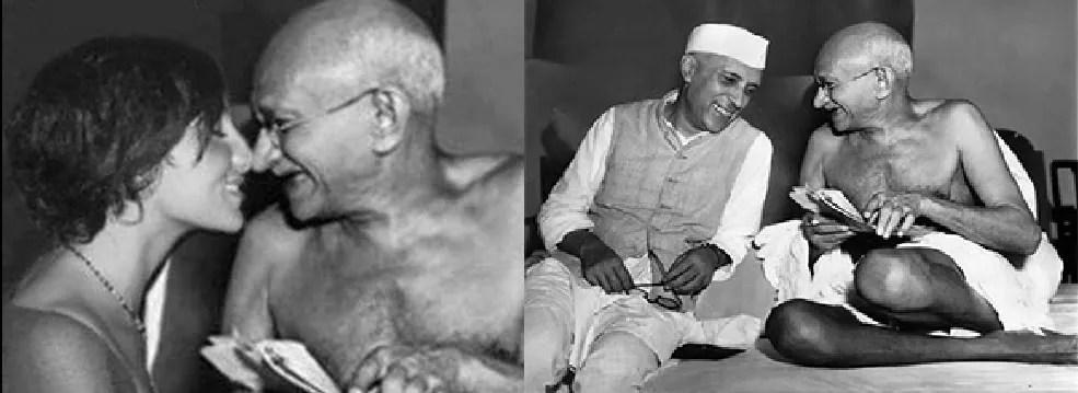 Untruths About Mahatma Gandhi Floating On Social Media-5884
