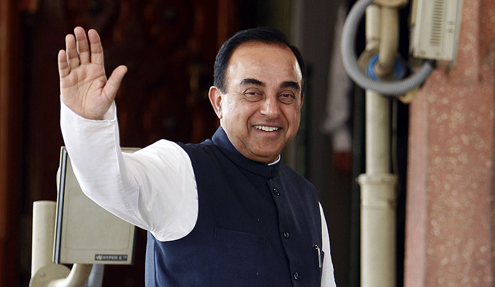 Subramanian Swamy reveals his game plan for National Herald case