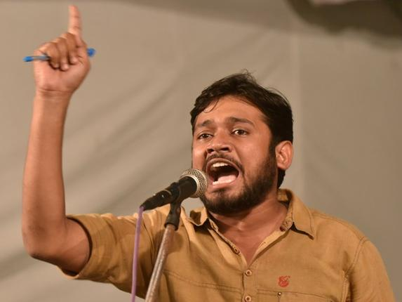 After getting ditched by the 'Mahagathbandhan', Kanhaiya Kumar to contest from Begusarai as CPI candidate