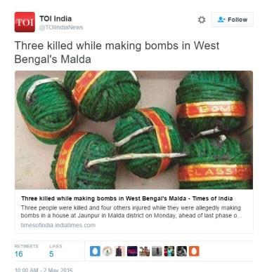 """""""Bombs"""""""