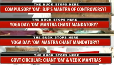 NDTV's misleading tickers