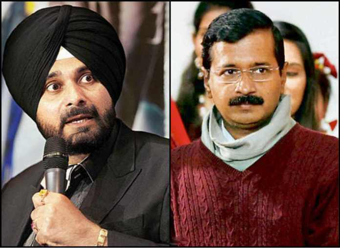 After absence during Haryana polls, Sidhu back in Congress' star campaigners' list