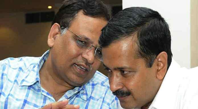 Satyendra Jain says Ayushman Bharat will not be allowed in Delhi