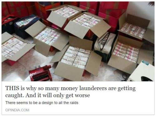 THIS is why so many money launderers are getting caught. And it will only get worse