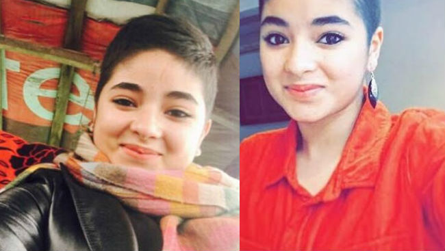 Is this the reason why Dangal star Zaira Wasim apologised in a Facebook post?