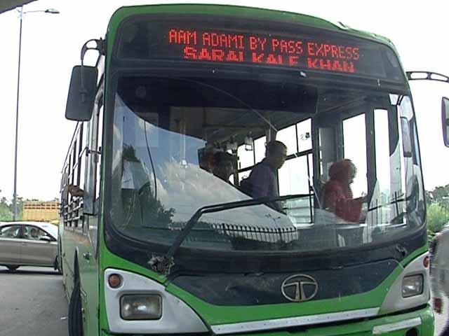 AAP ka bus