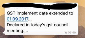 whatsapp rumour