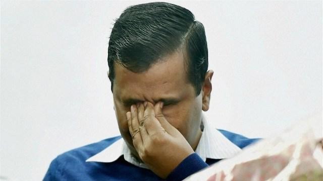 Sad Kejriwal