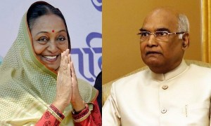 Meira Kumar and Ramnath Kovind