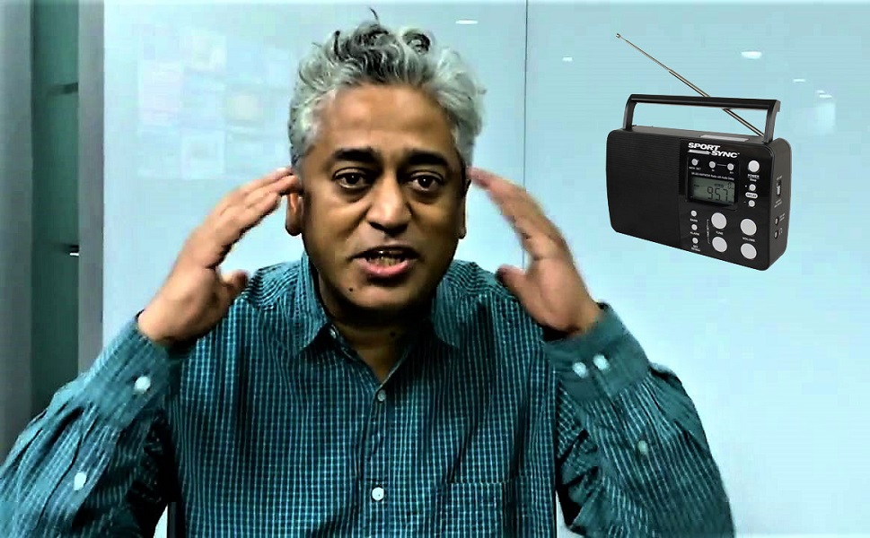5 times Rajdeep Sardesai was absolutely decimated while recording an interview