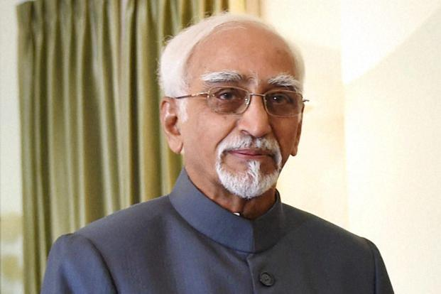 Hamid Ansari offers defence of ignorance after he attends event organised by violent Islamist outfit