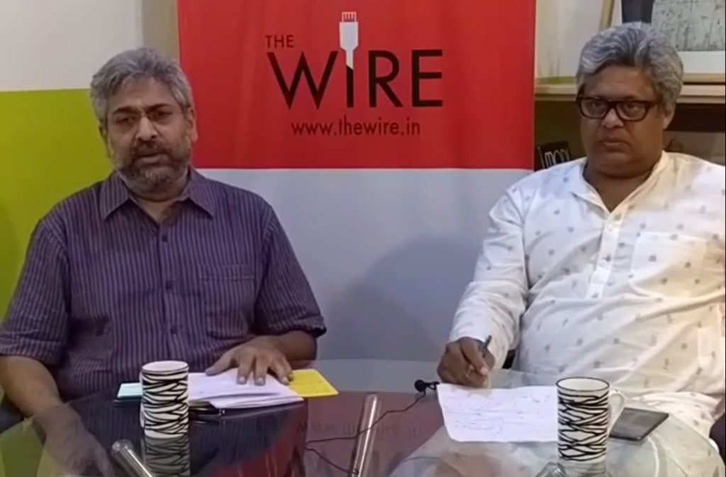 The 8th lie of Vinod Dua's video for The Wire that we missed, but social media didn't