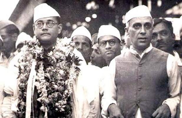 How the Congress shunted Subhash Chandra Bose