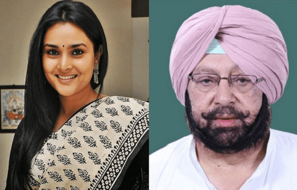 Congress tweets about a scam where their own Amarinder Singh's son-in-law is an accused