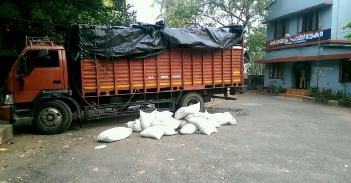 Police recover huge cache of explosives from a truck in Kerala's Malappuram, two arrested