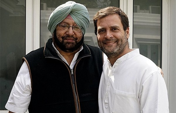 Congress which attacked Modi govt over GST rates, now introduces new taxes in Punjab